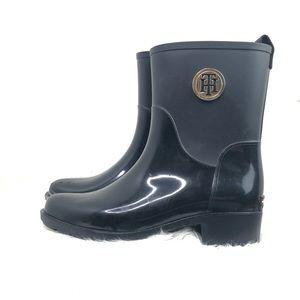 Tommy Hilfiger Short Rubber Rain Boots